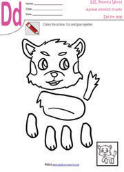 animal-craft-worksheets