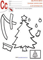 christmas-craft-worksheets