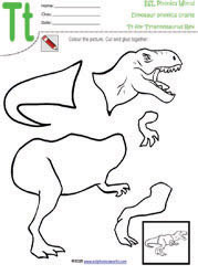 dinosaur-craft-worksheets