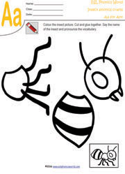 insect-craft-worksheets
