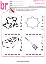 br-digraph-anagram-worksheet