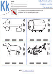 letter-k-anagram-worksheet