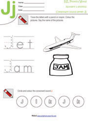 consonant-sound-worksheets